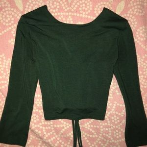 Forever 21 pretty cropped top